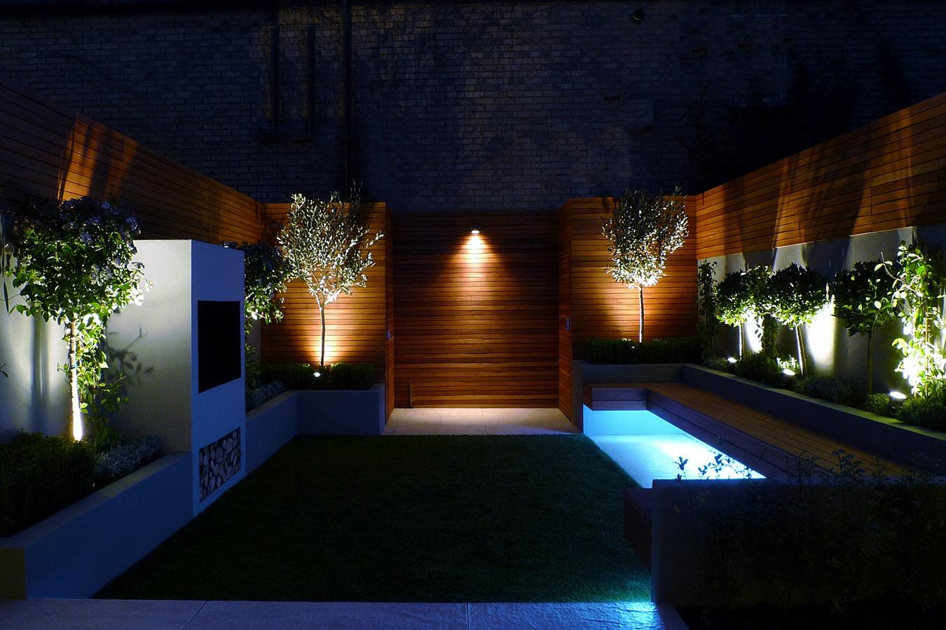 Garden Lighting Ian Lucas Electrical